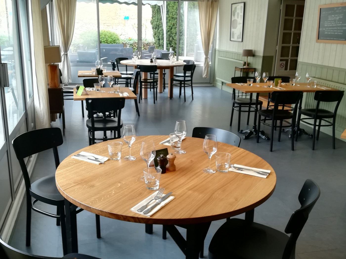 restaurant auberge des isles