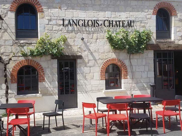Vins de Loire Val de Loire Caves Langlois-Château